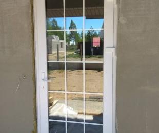 Двери ПВХ входные. №3
