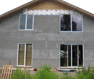 Пластиковые окна в частном доме. Дзержинск. №3