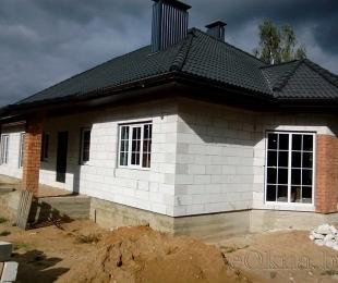 Пластиковые окна в частном доме. Дзержинск. №5-2