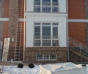Пластиковые окна в частном доме. Дзержинск. №6