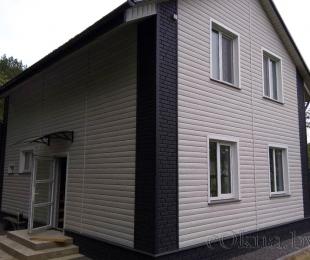 Пластиковые окна в доме. Дзержинск. №14