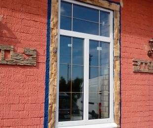 Пластиковые окна в частном доме. Дзержинск. №9-2
