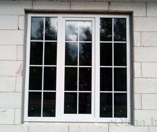 Пластиковые окна в доме. Дзержинск. №10