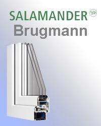 Оконный профиль Salamander Brugman