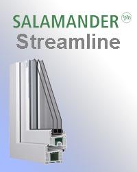 Оконный профиль Salamander Streamline